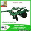 Tracteur agricole à disques agricoles