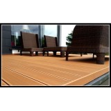 Anti-Cracking Longer Lifetime Outdoor Wood Plastic Composite/WPC Decking