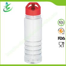 700ml BPA Free Straw Water Bottle with Custom Logo
