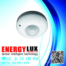 Es-P19b Popular Ceiling Install Infrared Motion Sensor Three Detectors