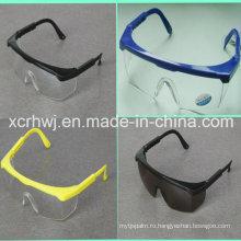 Защитные очки высокого качества с поликарбонатным рассеивателем, поставщиком защитных очков, защитными очками линз ПК, защитными очками, защитными защитными очками