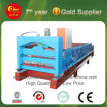 Hky Russia Type Roll Forming Machine (Glazed Tiles)