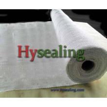 Текстурированная стекловолоконная ткань для противопожарной защиты