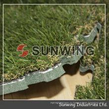 Горячая продажа садовой ленты травы сад 2014 сплит совместное трава украшения