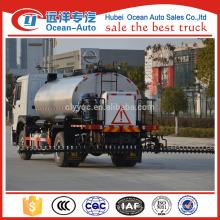 howo 10m3 intelligent asphalt distributor truck