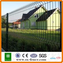 ISO9001 geschweißter Draht Panel Fechten
