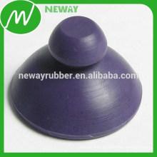 Copo de sucção de silicone resistente reutilizável
