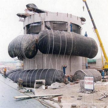 Salvage Rubber Airbag Repair Ship