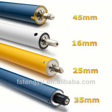 Stander Roller Window Motors Tube tubulaire à moteur Tissu à rouleaux électriques Stores automatiques à rouleaux motorisés avec moteur tubulaire