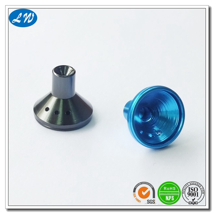OEM Metal Earphone With Aluminum Machining