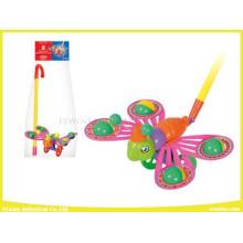 Schiebe Spielzeug König Ant Kunststoff Spielzeug