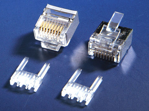 Cat6 RJ45 Short Body Connector