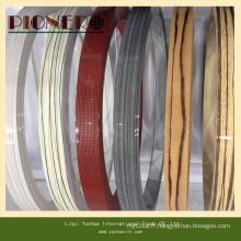 Bande de bord de PVC de haute qualité pour la protection des meubles