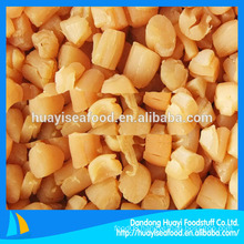 Bulk Packing Dried Scallop