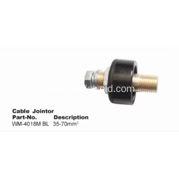 Cable Jointer Plug and Receptacle Male 35-70mm²