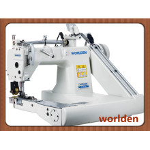 Wd-927 Double-Needle Chain Stitch Sewing Machine