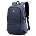 Student Bookbag Durable Laptop Backpack USB Charging Port