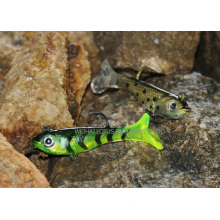 Soft Body with Lead Lure 5558
