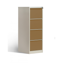 Steel Vertical Filing Cabinets 4 Drawers File Cabinets