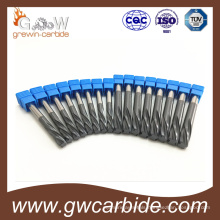 Tungsten Carbide Combination Straight Flutes Special Reamer Process