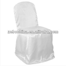 Fashionable design direct factory made custom hotel white chair covers australia