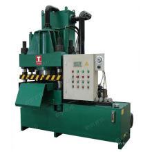 Máquina de corte hidráulico de cuatro columnas (TT-SZ100T)