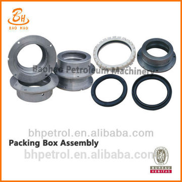 Hot sale Mud Pump Parts Packing Box Assembly