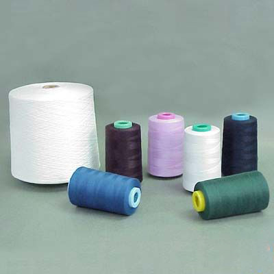 Colorful Polyester Bonded Thread