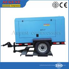 Scy75 Diesel Compresor de Aire Portátil