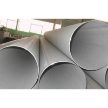 ASTM A312 Tubo de solda de aço inoxidável