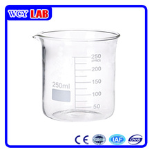 Beakers Low Form Chemistry Labware Glassware