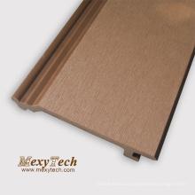 Resistencia excelente a la intemperie Revestimiento exterior clásico 145 * 20 mm