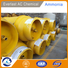 Industrial Anhydrous Ammonia as natural refrigerant