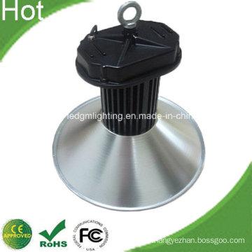 50W/80W/100W/120W/150W Square LED Highbay Light Bridgelux LED Chips Meanwell LED Driver