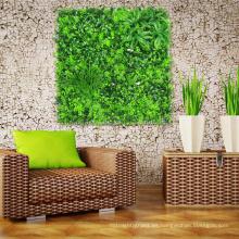 Vides verdes artificiales del diseño de DIY para la decoración del jardín