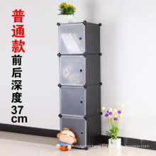 Plastic combination cabinet
