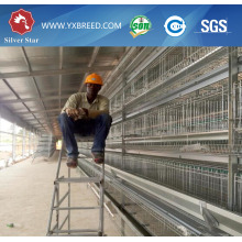 Куриная клетка фермы слоев Уганды для продажи