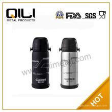 isolés de 2013 nouveau type sous vide bouteille sport en acier inoxydable