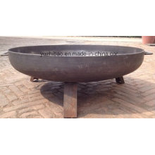 Europe Popular Metal Fire Pit Bowl / Steel Fire Pit