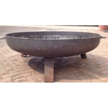Europe Popular Metal Fire Pit Bowl / Steel Fire Pit