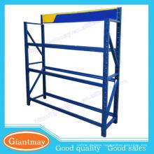 heavy duty merchandise warehouse storage display racks