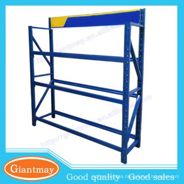 heavy duty merchandise warehouse storage display racks