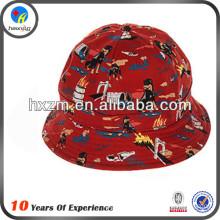 custom floral bucket hats for children
