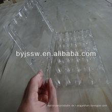 24 Einheiten Kunststoff Wachtel Eierablage