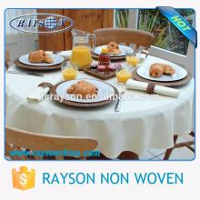 Adequada de peso PP não tecido grosso mesa roupas Foshan