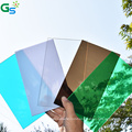 Uv Protection Restaurant Isolation Board 6.5Mm Plastic Solid Sheet Polycarbonate Panel Sheet