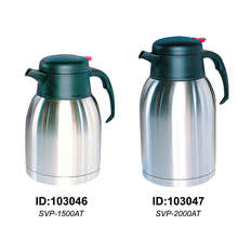 Double Wall Aspirateur Coffee Pot Europe Style Svp-1500at