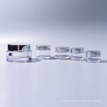 15g-50g rodada de plástico PETG jarros (EF-J28)
