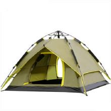 Tenda de acampamento leve para caminhadas na praia ao ar livre