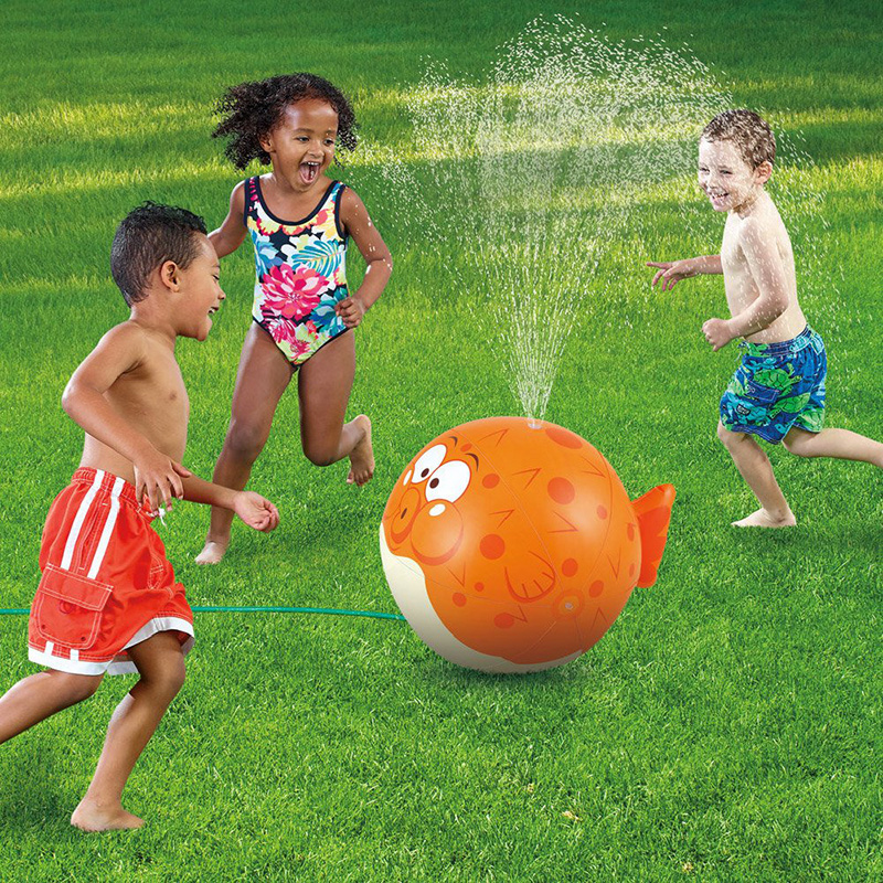 inflatable splash balls